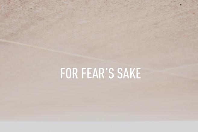 fearssake